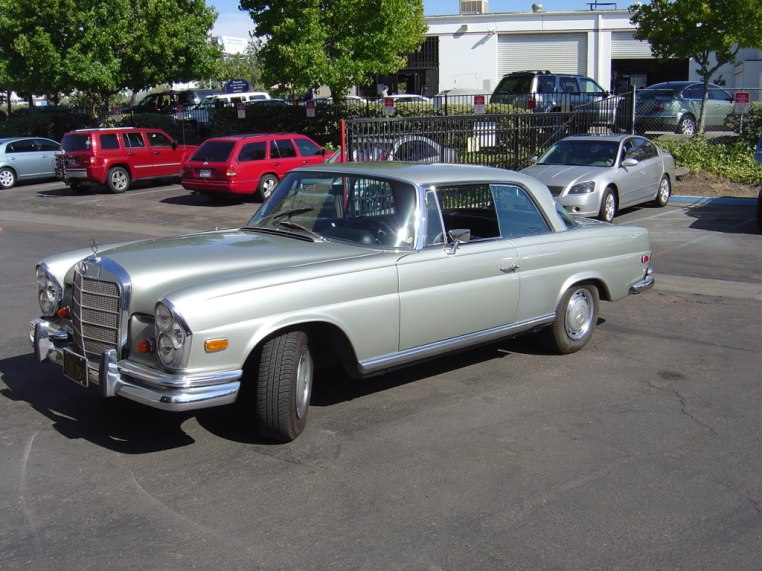 Classic Mercedes and BMW Repair