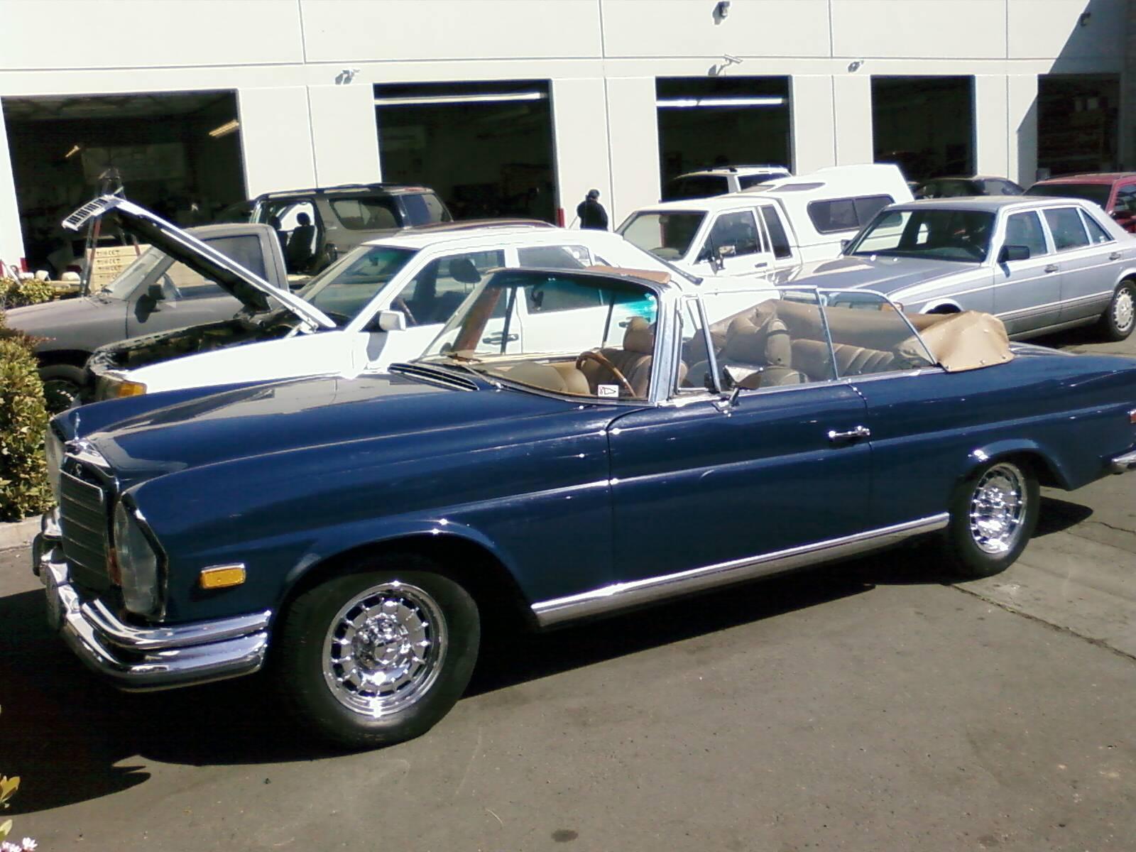 Photo gallery san diego mercedes benz bmw specialists for Mercedes benz restoration specialists