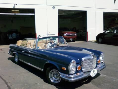 Classic Mercedes Repair San Diego