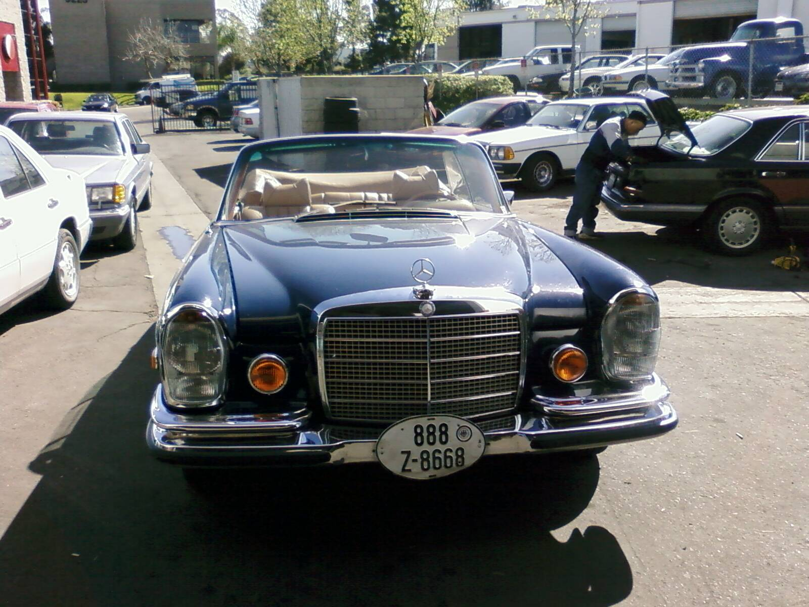Photo Gallery San Diego Mercedes Benz BMW Specialists - Mercedes benz service san diego