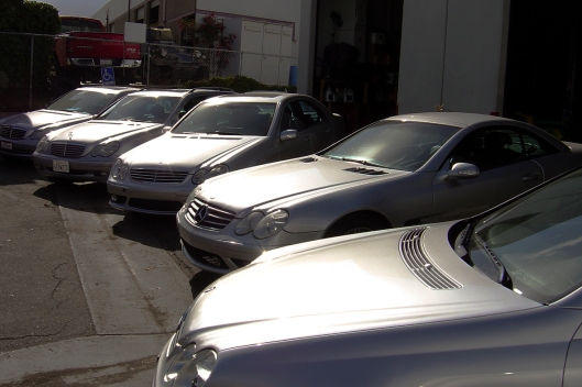 San Deigo Mercedes Repair